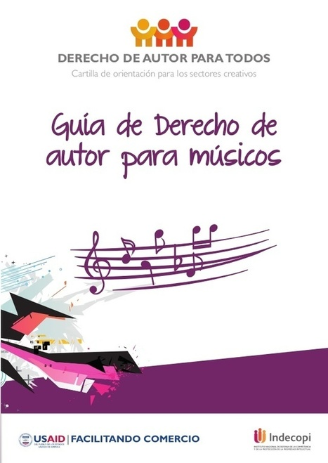 Guía de Derecho de autor para músicos | Educacion, ecologia y TIC | Scoop.it