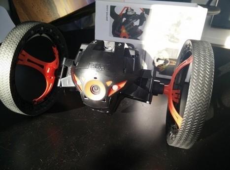 [TEST] Notre avis sur le Mini-drone Parrot Jumping Sumo | WebZeen | Tests | WebZeen | Scoop.it