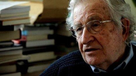 Noam Chomsky: Este é o momento mais crítico da história da humanidade | Política | Scoop.it