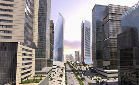 Building megacities: could Africa lead the way? | DSODE HSC Geography | Scoop.it