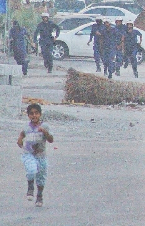 Saar, Bahrain:  A 10 yr old runs for his life from 6 armed mercenaries! | Human Rights and the Will to be free | Scoop.it
