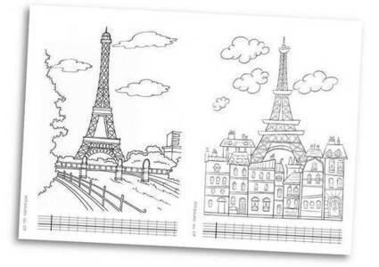 Paris et la tour Eiffel | Parlons français! | Scoop.it