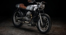 Guzzi V50 Monza by Revival Cycles | Cafe Racers | Scoop.it