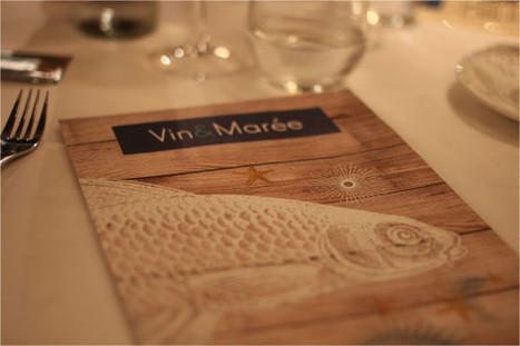 Dinner at Vin & Marée | RESTOPARTNER : des restaurants  de qualités à Paris - France | Scoop.it