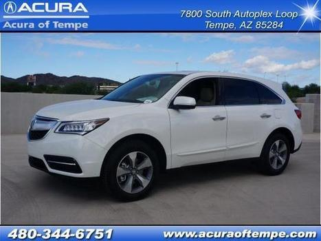New 2014 Acura MDX SH-AWD For Sale In Tempe, Az | New and used Vehicles | Scoop.it
