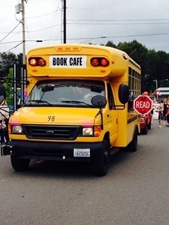 School Librarian Fights Summer Slide with School Bus-Turned-Bookmobile | Iserotope Extras | Scoop.it