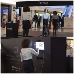 OPTIC 2000, le coup d'œil marketing interactif - Tomorrow in Fashion | Les opticiens | Scoop.it