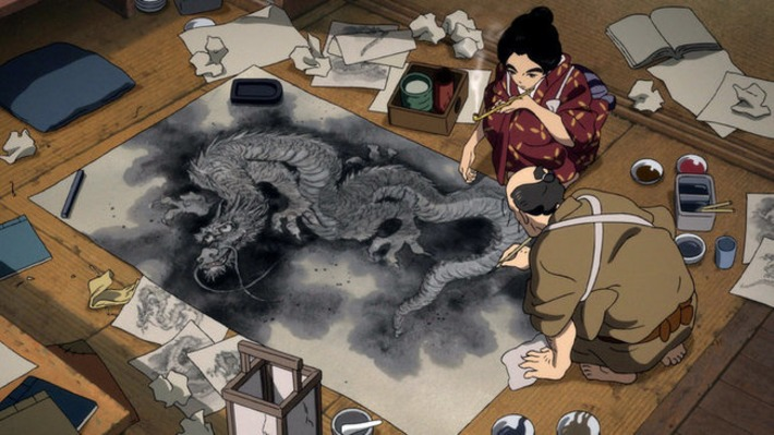 In 'Miss Hokusai,' an Apprentice to the Artistic Life | The New York Times | Kiosque du monde : Asie | Scoop.it