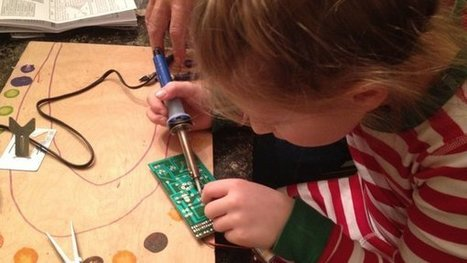 10 Awesome Geek Gifts for Girls | Tinkering and Innovating in Education | Scoop.it