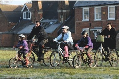 Children to be banned from walking and cycling to North Downs Primary School - This is Surreytoday | Brockham Housing | Scoop.it