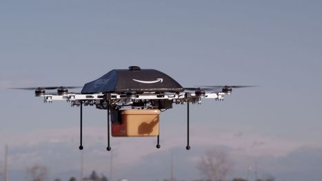 Amazon has patented a voice-controlled drone that fits in your pocket | Vous avez dit Innovation ? | Scoop.it