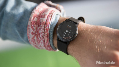 Withings Activité Pop: A fitness tracker that I'd proudly wear [REVIEW]   Bushi Kai USA   Scoop.it