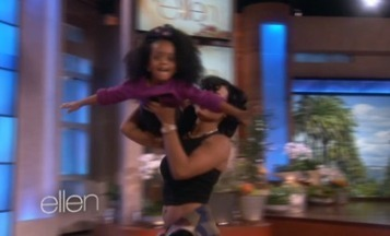 Cute 3-Year-Old Viral Dancer Follows Up With Rihanna Moves ... | Viral Dance | Scoop.it