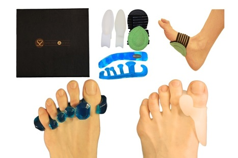 Shunil And Sons Has Just Released a Brand New Product of 3 in 1 Complete Foot Sleeve Gift Package In This Christmas | Press Release Media 101 | Scoop.it
