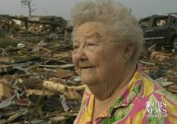 Watch: Survivor of Oklahoma tornado reunites with pet dog trapped in rubble (Video) | Chris' Regional Geography | Scoop.it