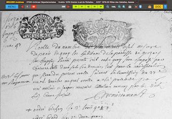 Chemin de Papier: Téléarchives : des originaux inédits que les généalogistes peuvent consulter gratuitement en ligne | GenealoNet | Scoop.it