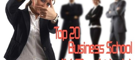 Top Business Schools in the World | Updateland | Scoop.it