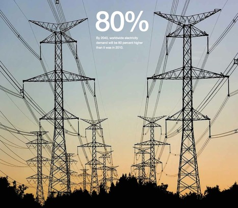 The Outlook for Energy: A view to 2040 | Sustainable Energy | Scoop.it