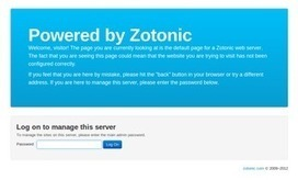 Zotonic, the Erlang Web Framework — Zotonic | Concurrent Life | Scoop.it