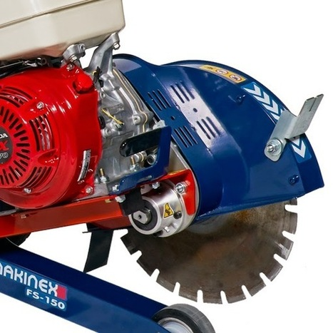 Construction Products: 4 Ways To Give Some TLC To Your Floor Saw | Construction Products | Scoop.it
