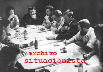 Archivo Situacionista Hispano | Híbridos | Scoop.it