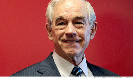 Ron Paul: Bitcoin could 'destroy the dollar' | Tech | Scoop.it