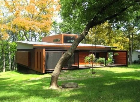 Exemples d'arquitectura ecològica | Smart cities | Scoop.it