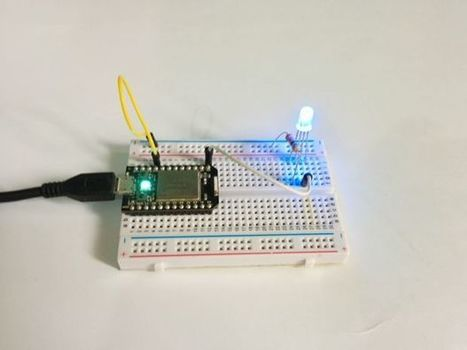 Taking Basic Electronics to the Internet (IoT) | Open Source Hardware News | Scoop.it