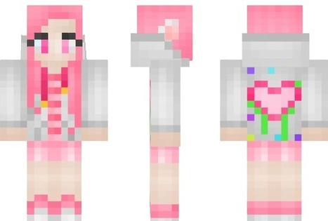 Polarmix Skin For Minecraft | Free Download Minecraft | Scoop.it