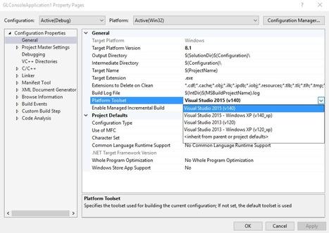 GLUT Window Template - CodeProject | opencl, opengl, webcl, webgl | Scoop.it