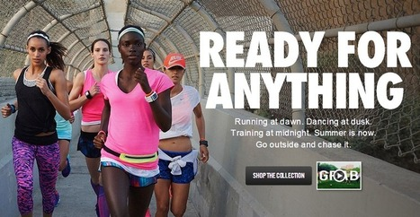 Nike targets women with 'Chase Summer' campaign | PR & Communications daily news | Scoop.it
