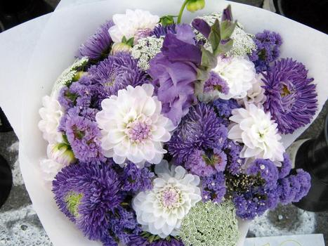 Mangnificent Flowers Bouquet For My Sweet Friend Luiza Dreamer Girl Download Hd Pictures « Pin HD Wallpapers | Flowers Wallpapers | Scoop.it