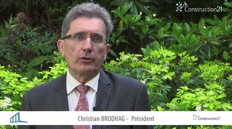 Christian Brodhag présente les Green Building Solutions Awards 2015 | Construction21 | Scoop.it