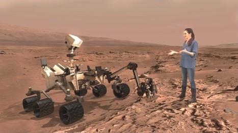 Llega la realidad aumentada: La NASA y Microsoft hacen posible visitar Marte - RT   REALIDAD AUMENTADA Y ENSEÑANZA 3.0 - AUGMENTED REALITY AND TEACHING 3.0   Scoop.it