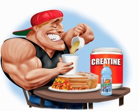 What is Creatine, Work & Benefits , Safe, How Much Should I Take? | Health | Fitness | Bodybuilding Supplement | Scoop.it