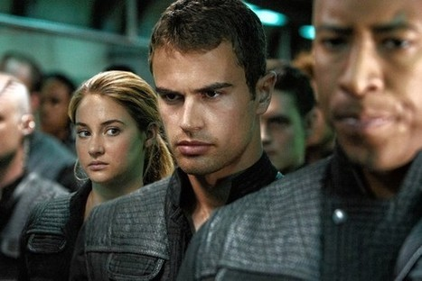 The 'Divergent' Challenge: Rally Teen Books and Movies - Wall Street Journal | MOVIES VIDEOS & PICS | Scoop.it