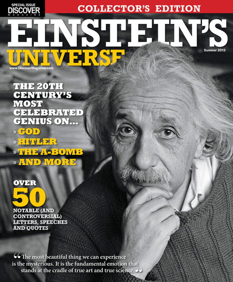 Discover Magazine: The latest in science and technology news, blogs and articles - Einstein's Universe   Physics   Scoop.it