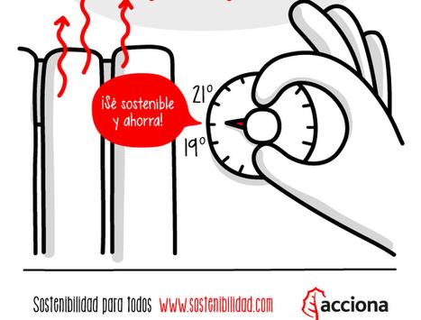 #Sostenibilidad: Ahorra con la calefacción   Sociedad 3.0   Scoop.it