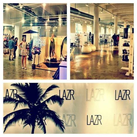 LAZR – fashion and street wear showcase open to the public on Friday April 26th! - THE LOS ANGELES FASHION | rakarekodamadama | Scoop.it