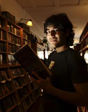 Aaron Swartz Story Comes to Sundance - Jewish Daily Forward (blog) | Peer2Politics | Scoop.it