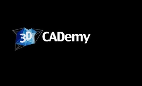 3DCADemy To Offer Training in 3D | 3D Printing in Manufacturing Today | Scoop.it