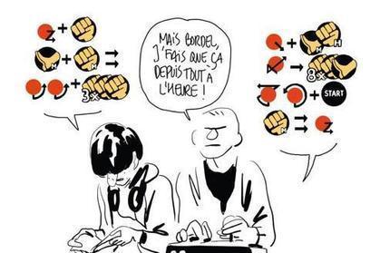 Le Jeu Vidéo, ode à la génération «gamer» | Bande Dessinée | Scoop.it