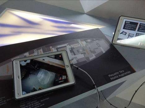 DOSSIER : Tour de France des expositions et de leurs dispositifs numériques | Quatrième lieu | Scoop.it