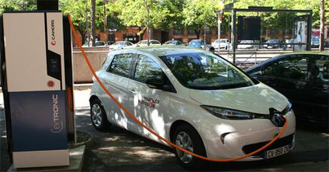 Toulouse – Bornes de recharge et autopartage électrique investissent la ville rose | Midi Pyrénées | Scoop.it