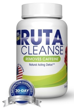 Product Review: RUTA Cleanse (Natural Caffeine Removal) | Insomnia | Scoop.it