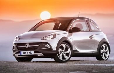 2015 Vauxhall/Opel Adam Rocks production version revealed | MotorExposed.com | Car news | Scoop.it