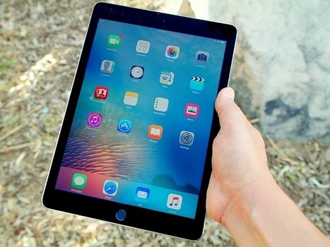Apple iPad Pro 9.7 Review: Is it really for work? | TCA Wireless Blog | Technology | Scoop.it