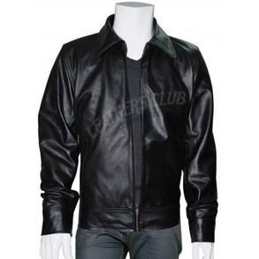 American Gangster Richie Roberts Black Jacket - Mens Leather Jackets   Men's Leather Jackets   Scoop.it