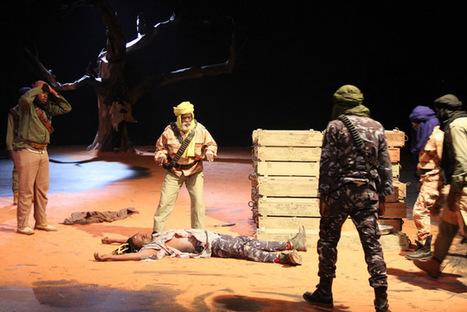 Tête d'Or , mise en scène Jean-Claude Fall | Revue de presse théâtre | Scoop.it