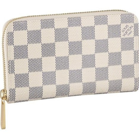 Louis Vuitton Outlet Zippy Compact Wallet Damier Azur Canvas N60029 For Sale,70% Off | Louis Vuitton Handbags Outlet Online | Scoop.it